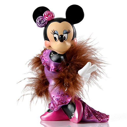 Enesco Disney Showcase Minnie Mouse Figurine, 5.33-Inch