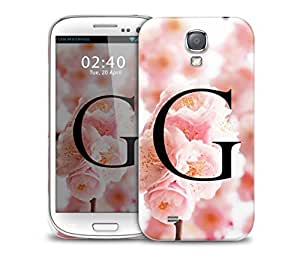 letter g Samsung Galaxy S4 GS4 protective phone case