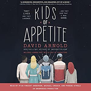 Kids of Appetite Audiobook