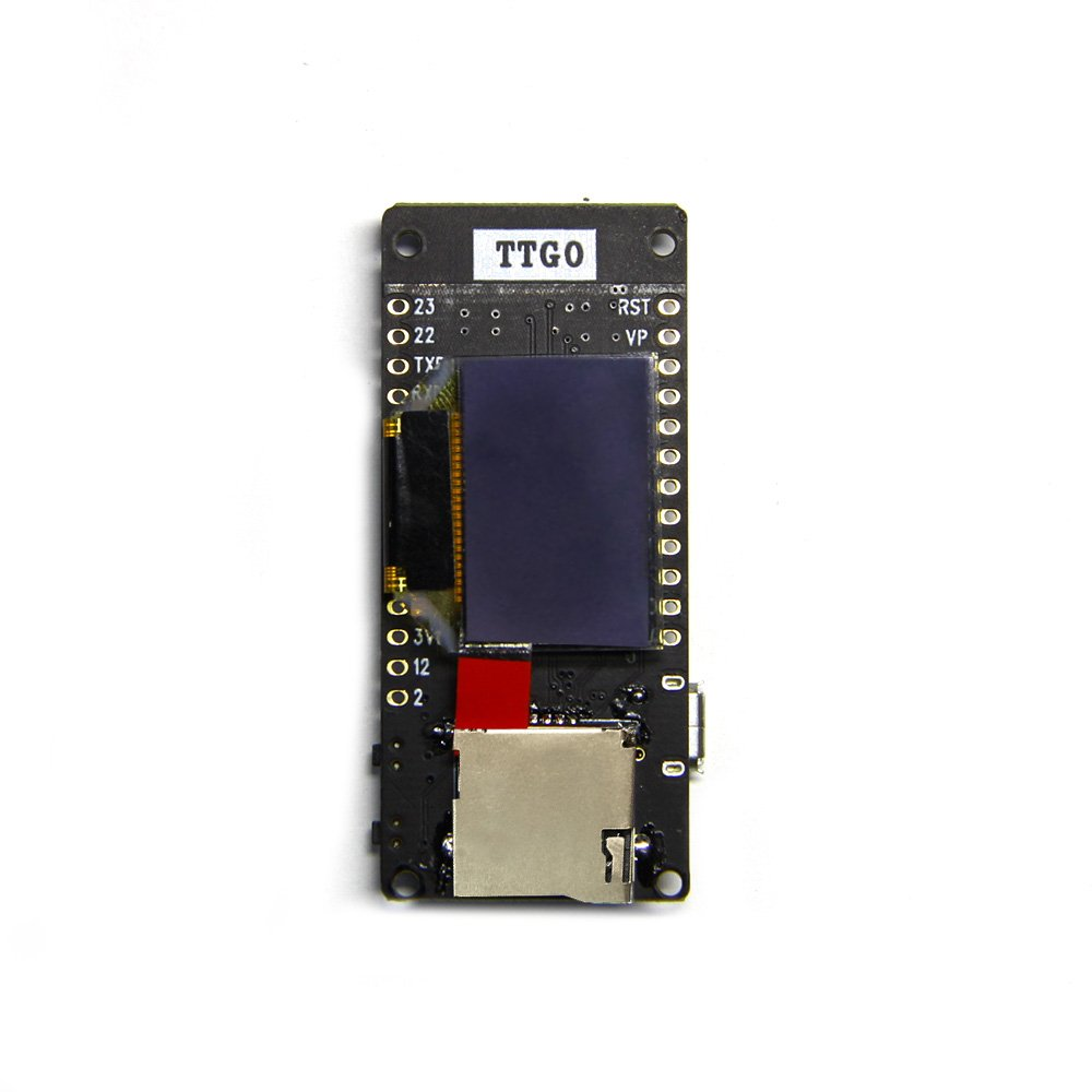 TTGO T2 ESP32 0 95 OLED SD card esp32 WiFi Bluetooth development