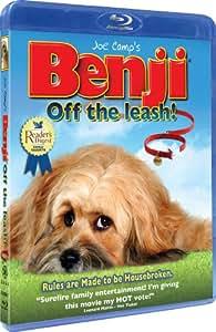 Benji: Off the Leash [Blu-ray]