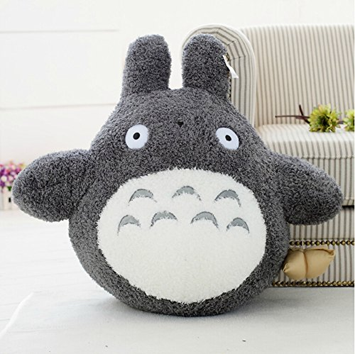 Luk Oil Japan My Neighbor Totoro Plush Toys Cartoon Cute Grey Animal Totoro Doll 23.6