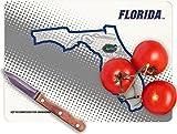 Memory Company NCAA University of Florida Cutting Board, One Size, Multicolor