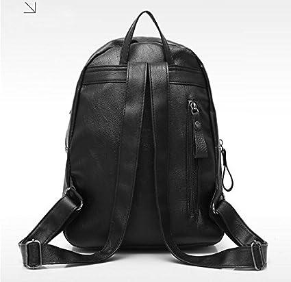 Meaeo Sac À Bandoulière Unique Tous Les Sacs-Match Frangé Sac À Main Version Verticale De Grande Qualité Et Confortable,Black