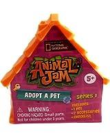 Animal Jam Adopt A Pet Series 1 Blind Bag House (Random Pet/Color)