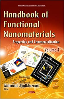 HANDBOOK OF FUNCTIONAL NANO 4 (Nanotechnology Science and Technology)