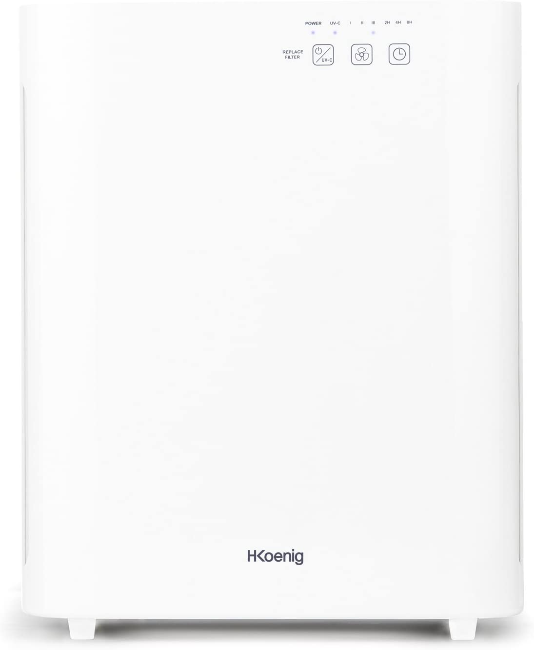 H. Koenig air800 purificador de aire PureAir Plus: Amazon.es: Hogar
