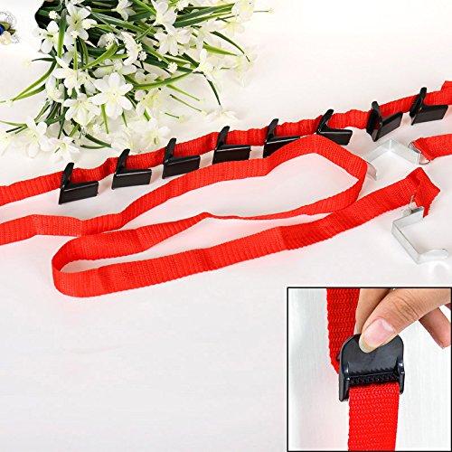 Rosa roja: soporte de almacenamiento para el hogar, para ...