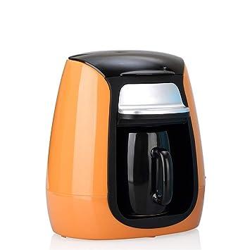YSCCSY Máquina De Café Mini Goteo Tipo Cafetera Automática con Taza De Cerámica Tazas Caseras De