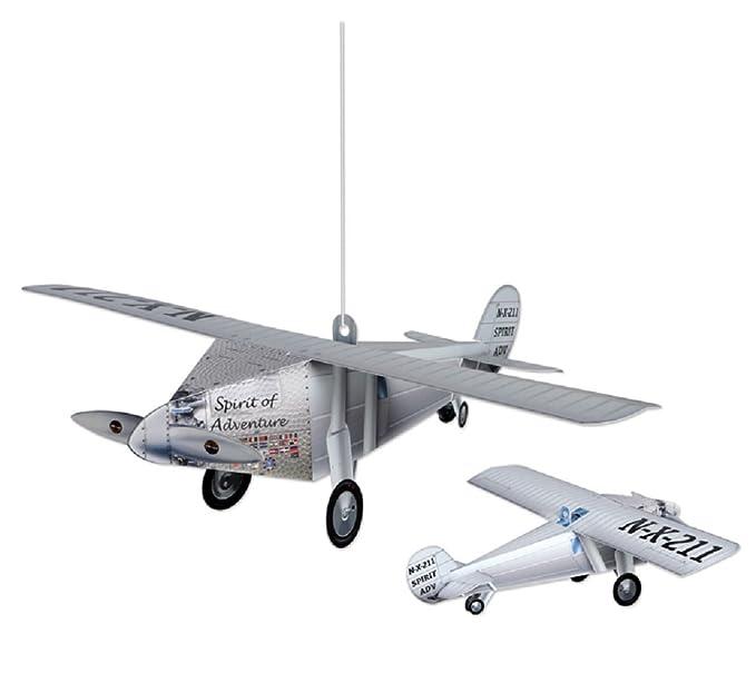 3-D Centro de mesa para avión, 151⁄4