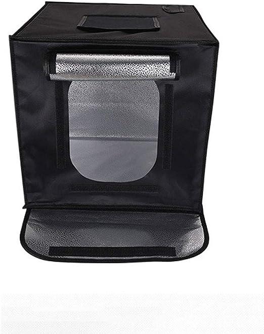 WXQP Caja portátil para Estudio fotográfico, 40 cm Tienda de Tiro ...