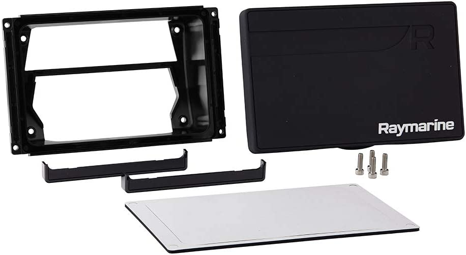 Raymarine Front Mount Kit for Axiom 7 Includes Trim Pieces and Suncover