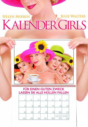 Kalender Girls Film