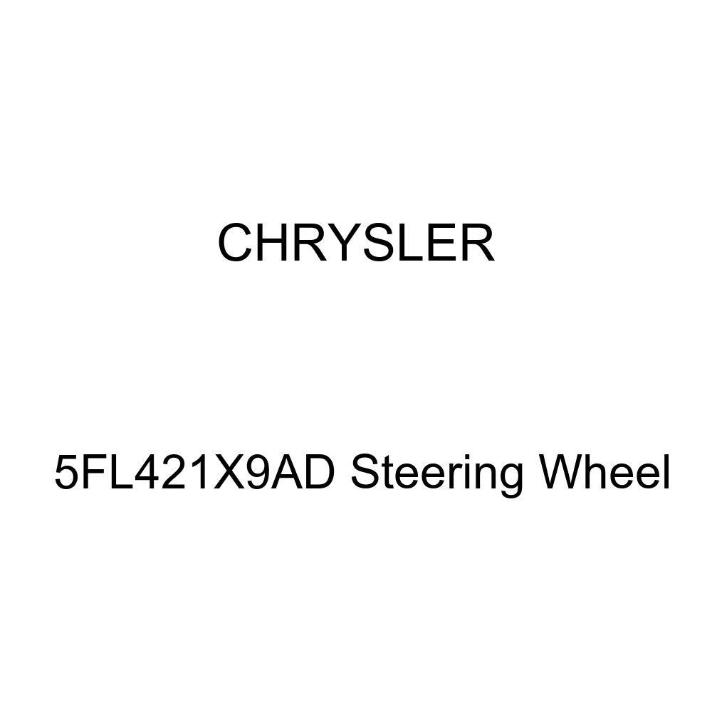 Genuine Chrysler 5FL421X9AD Steering Wheel