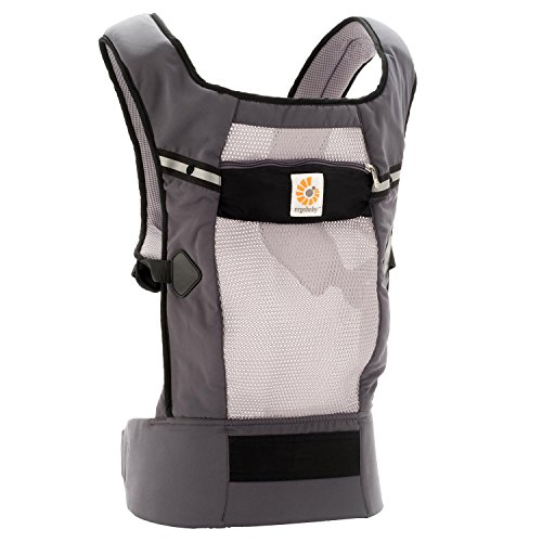 572d63e1c4a Ergobaby Original Cool Air Mesh Performance Ergonomic Multi-Position Baby  Carrier with X-Large