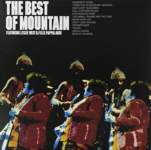Mountain - The Best Of Mountain (180 Gram Vinyl, Limited Edition, Gatefold LP Jacket)
