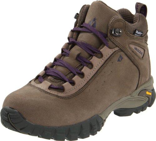Vasque Women's Talus Waterproof Hiking Shoe, Bungee Cord/Purple Plumeria,9.5 M US by Vasque