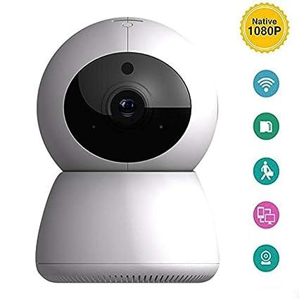 Amazon.com: SXJSCJK Security Camera WiFi IP Camera,1080P ...