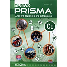 Amazon nuevo prisma team books nuevo prisma c1 students book plus eleteca spanish edition fandeluxe