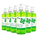 Mountain Falls After Sun Aloe Gel with Aloe Vera, Compare to Banana Boat, 16 Fluid Ounce (Pack of 6)