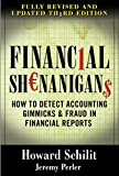 img - for Financial Shenanigans: How to Detect Accounting Gimmicks & Fraud in Financial Reports, 3rd Edition book / textbook / text book