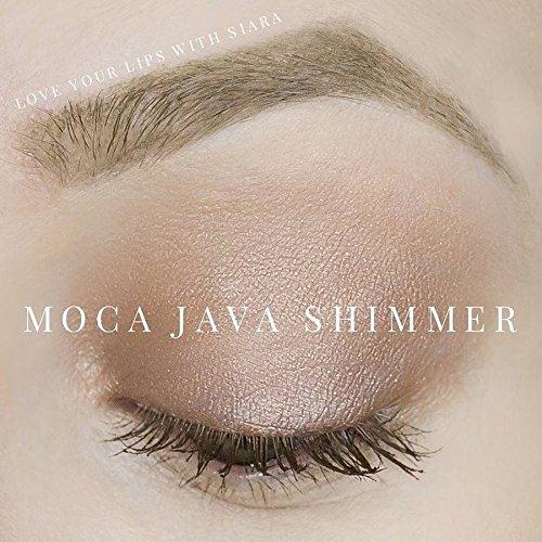 - Shadowsense Moca Java Shimmer Creme to Powder Eyeshadow