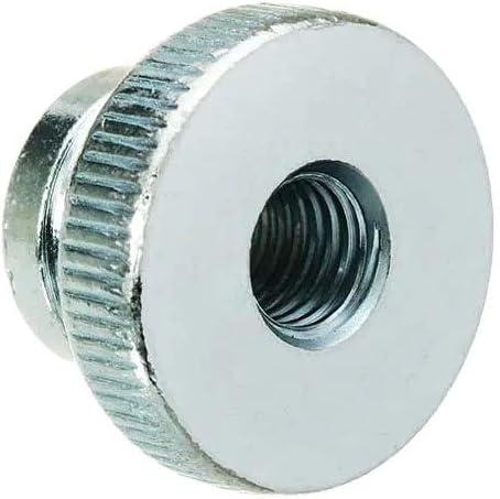 MADONG 5Pcs Carbon Steel Knurled Thumb Nut Thread M3 M4 M5 M6 M8 M10 Size : M5