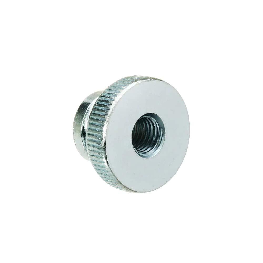 N//A 5Pcs Carbon Steel karmic Thumb nut Thread Metal nut Screw Tool Metal Round Set Anti-Slip M3 M4 M5 M6 M8 M10 Size : M8