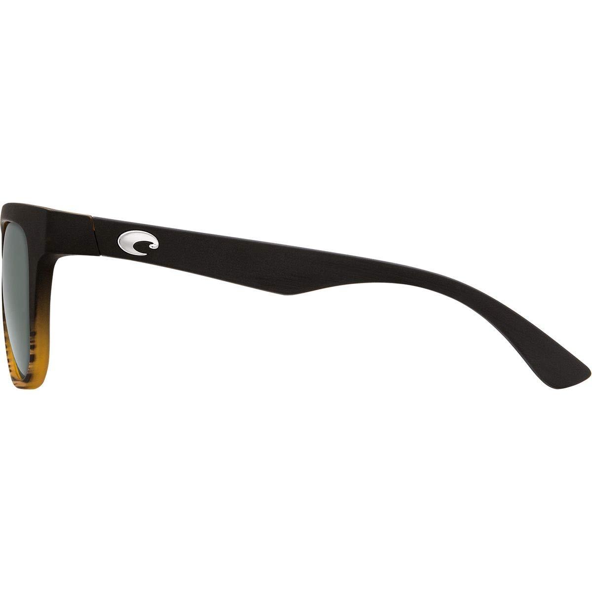 Costa Copra Sunglasses Shiny Retro Tort//Cream//Salmon Green Mirror Pro-Motion Distributing Direct COP106OGMP