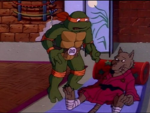 Blast from the Past (Teenage Mutant Ninja Turtles Vs Foot Clan)