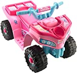 6 volt fisher price charger - Power Wheels Barbie Lil' Quad Vehicle Ride On