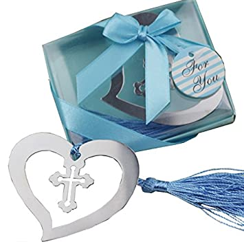 Amazon 50x Metal Heart Bookmarks For Wedding Favors Wedding