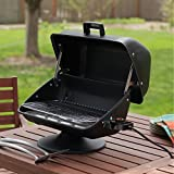 Highest Rated Best Selling Small Portable Inexpensive Table Top Camping Picnic Boating Electric Grill- 1500 Watt Heating Element- Perfect Size For Tailgating- Best Tailgating Grill- Perfect For Travel