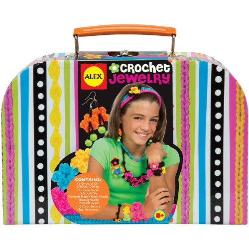 ALEX Toys Yourself Crochet Craft product image