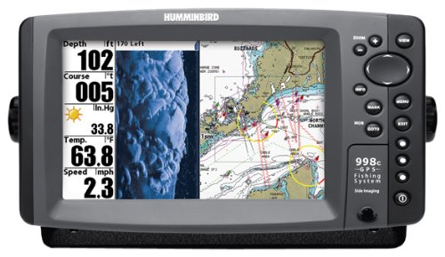 How To Use Humminbird 998c Si