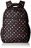 Vera Bradley Women's Lighten up Backpack Baby Bag, Havana Dots