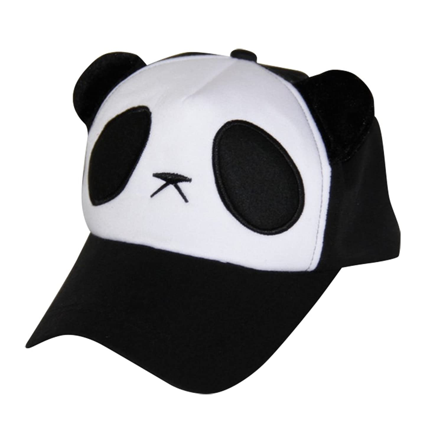Women's Snapback Panda Cap for...