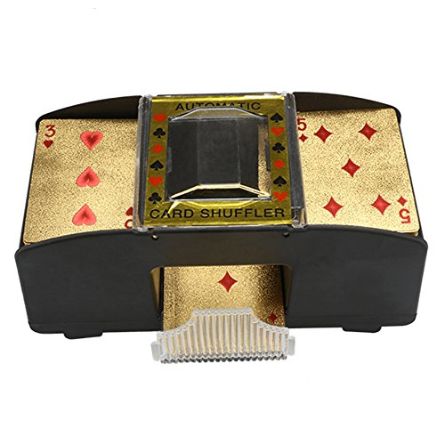 vintage card shuffler - 3