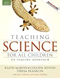 img - for Teaching Science for All Children: An Inquiry Approach (with MyEducationLab) (5th Edition) book / textbook / text book