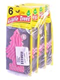 car bubble gum air freshener - Little Trees® Car Air Fresheners Bubble Gum Scent (24 Pack)