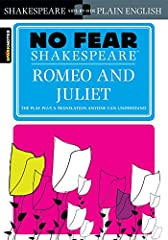 No Fear Shakespeare gives you the complete text of Romeo and Juliet on the left-hand page, side-by-side with an easy-to-understand translation on the right.