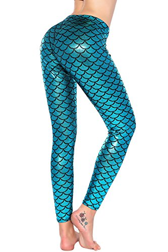aef21397738285 We Analyzed 3,928 Reviews To Find THE BEST Legging Mermaid