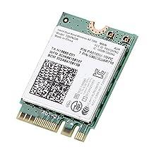 Intel Dual Band Wireless-ac 7260 7260ngw Ngff Pcie Bluetooth Bt Wireless Wifi Card 802.11 Ac a B G N
