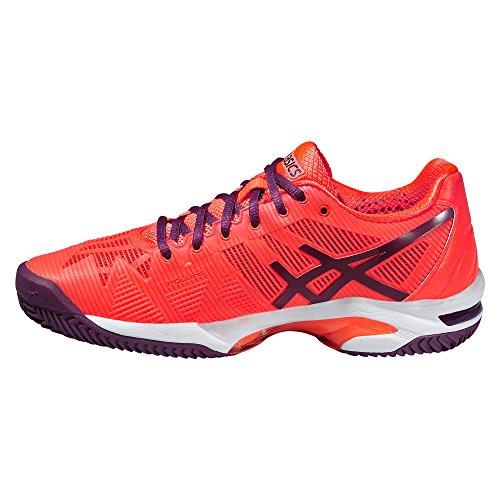 en venta Asics Gel de Solution Speed 3 Clay Zapatillas de tenis para mujer dac293ec8d0db