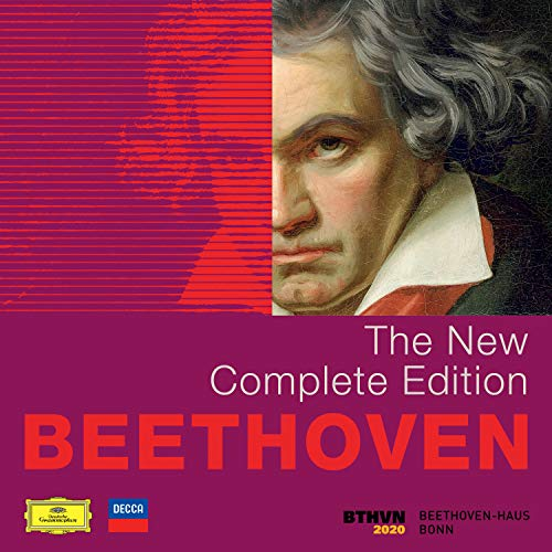 Various Artists - BTHVN 2020 - Beethoven The New Complete Edition [123 CD]  - Amazon.com Music