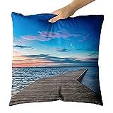 Westlake Art - Sky Organization - Decorative Throw Pillow Cushion - Picture Photography Artwork Home Decor Living Room - 18x18 Inch (861F-339B3)