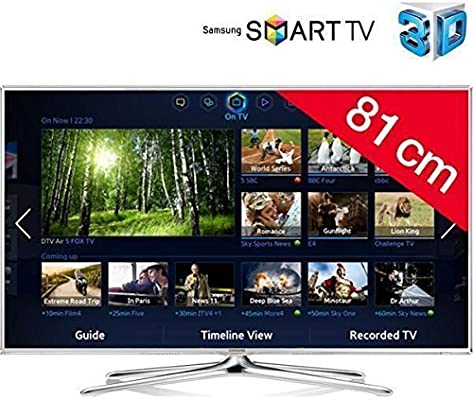 UE32 F6510 – Televisor LED 3d Smart TV + Reproductor de Blu-Ray 3d BD-F5500/ZF: Amazon.es: Electrónica