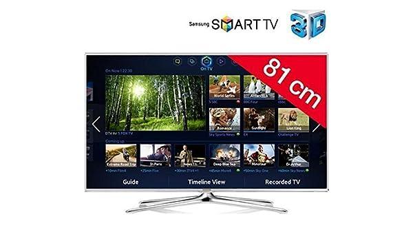 UE32 F6510 – Televisor LED 3d Smart TV + Reproductor de Blu-Ray 3d BD-F5500/ZF: Amazon.es: Electrónica