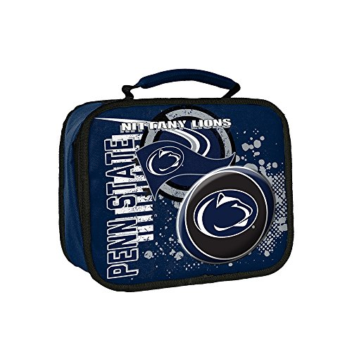 Lions Lunch Box (The Northwest Company NCAA Penn State University Accelerator Lunch Kit, One Size, Red)