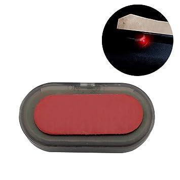 FOCCTS - Lámpara de Alarma Universal para Coche con Sistema ...